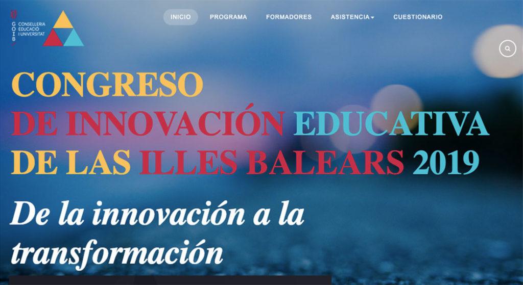 Congreso Innovación Educación