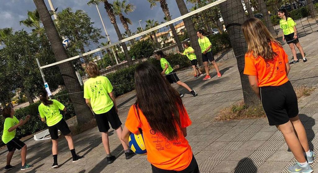 Jornada Deportiva Colegio Son Verí Nou